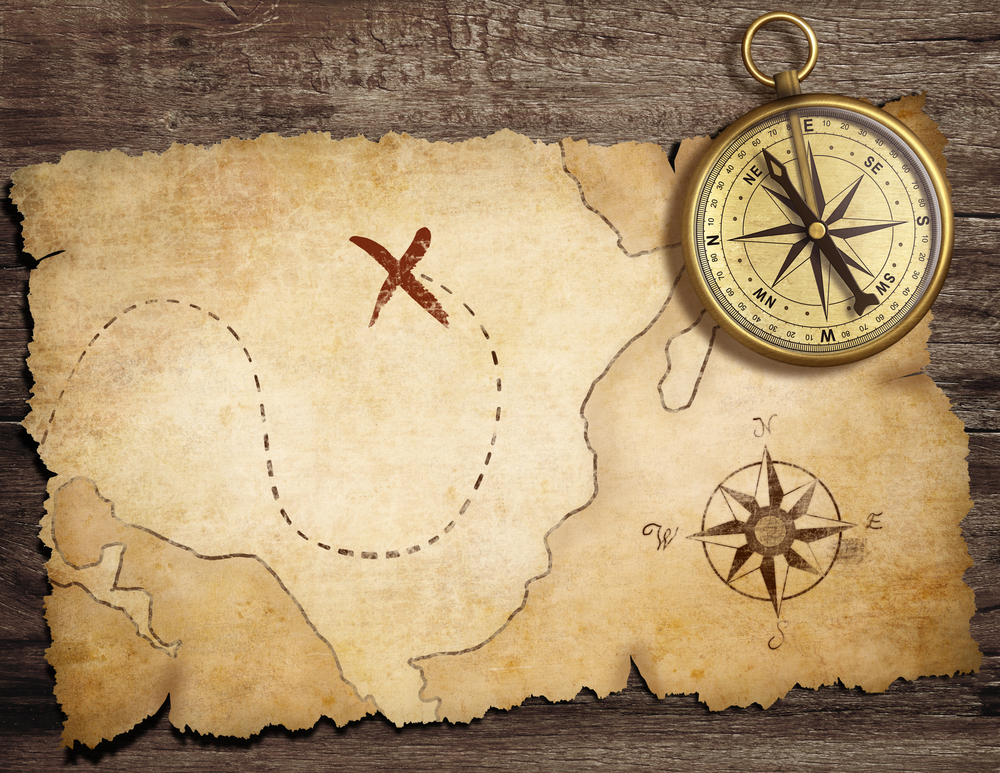 how to set up a treasure hunt