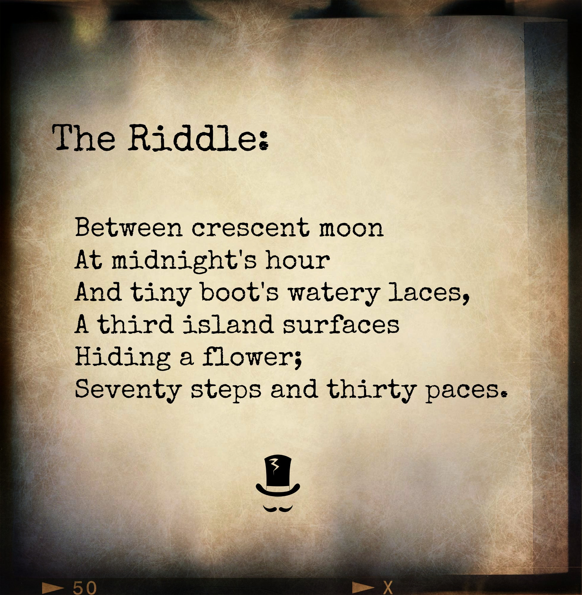 The Riddle 2