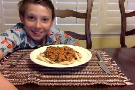 Tristan Pasta